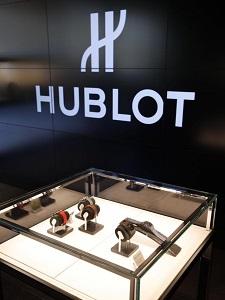 Hublot <br> <p> Product: ADENA | Lighting Designer: L'Observatoire International | Photographer: Adrian Wilson </p>