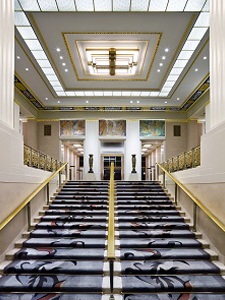 Waldorf Astoria Park Avenue<br> <p> Product : HORIZON | Architect: BBG-BBGM | Lighting Designer : Cooley Monato Studios | Photographer: Michael Weber  </p>