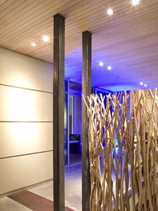 Innovo Concept (Hallway)<br> <p> Product: ORION 4 | Architects: Lemay-Michaud </p>