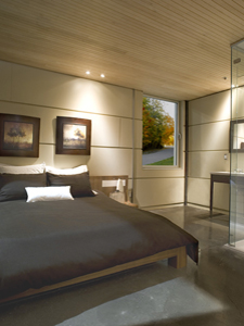 Innovo Concept (Bedroom)<br> <p> Product: ORION 4 | Architects: Lemay-Michaud </p>