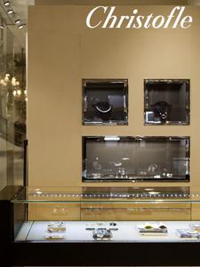 Christofle Boutique<br> <p> Product: STREAMLINE </p>