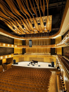 TELUS Centre for Performance and Learning<br> <p> Architect: KPMB Architects | Lighting Designer : Martin Conboy Lighting Design | Photography: Tom Arban </p>